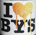 I LOVE BYS graffiti crew zurich switzerland